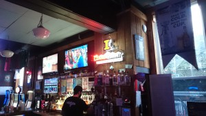 Crow's Mill - die abgebrannte Bar