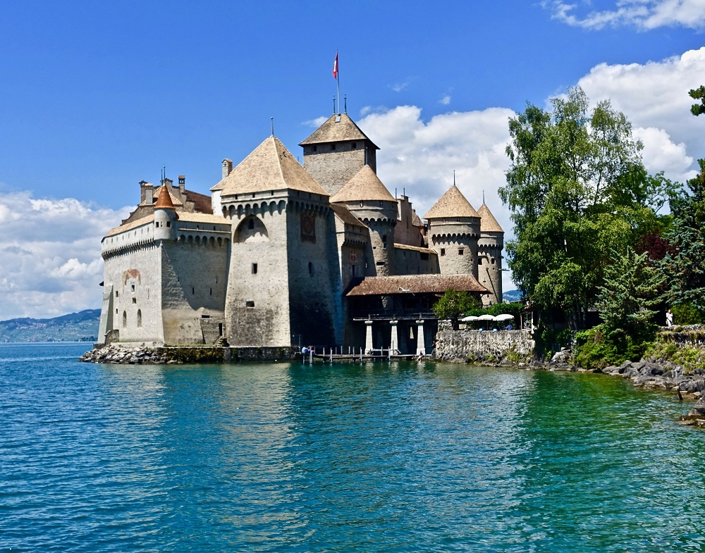 Chillon pixabay