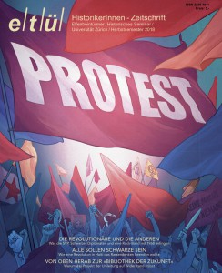 Titelblatt Protest